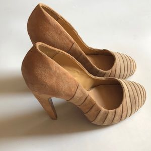Mark & James by Badgley Mischka Suede Pumps